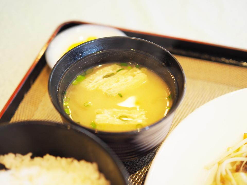 野菜炒め定食@SASAYAKI