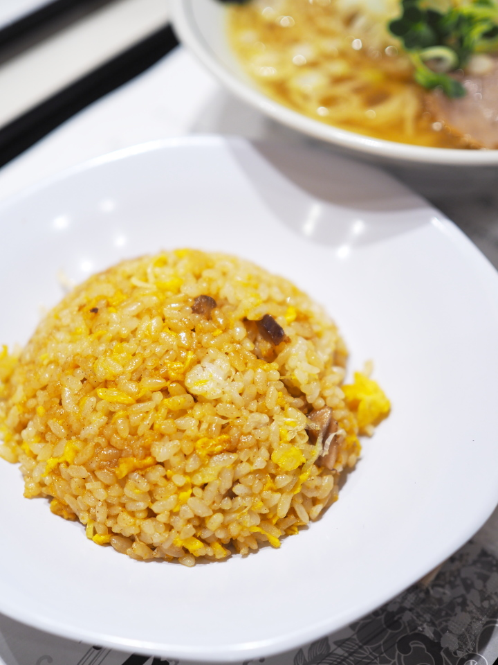 焼飯セット(半)@麺や・マルショウ