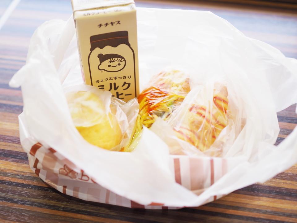 パン@ぷてぃ・ぼぬーる・フレンドタウン深江橋店