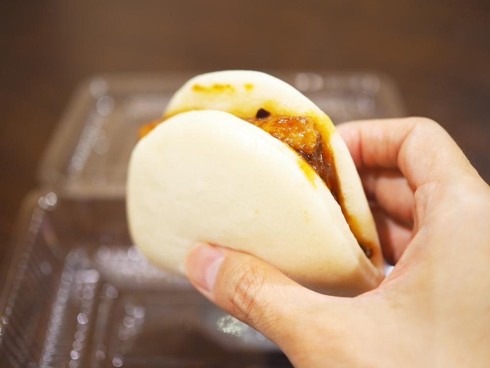 神戸角煮バーガー@朋榮