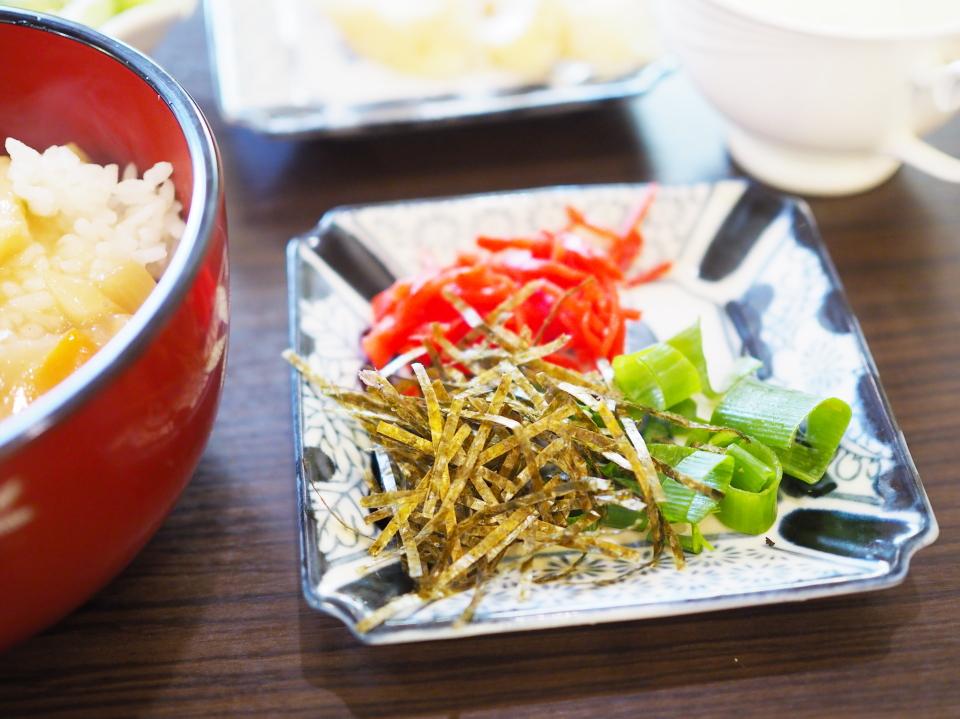 中華丼@喫茶やなぎ