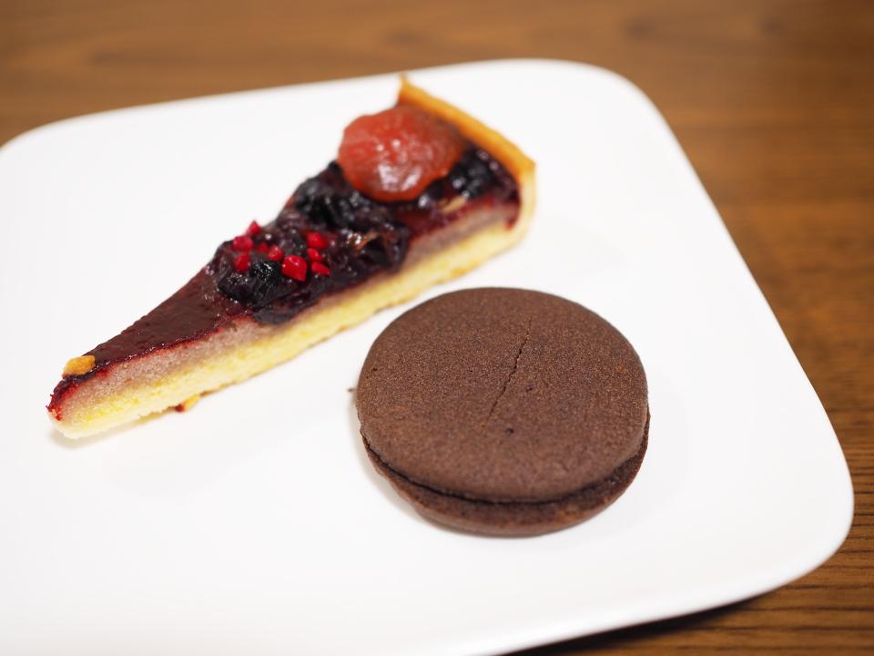 クレーム・ビスキュイ<チョコレート>@アンリシャルパンティエ ・徳島そごう店