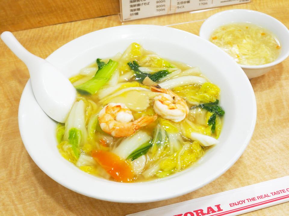 海鮮飯@551蓬莱・京橋京阪店