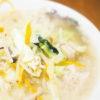 野菜タンメン@肉太郎・梅田第3ビル店