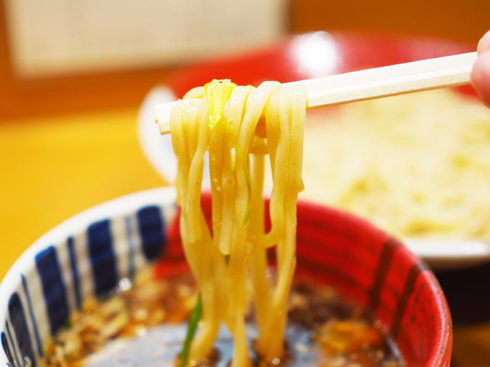 つけ麺@中華そば・うえまち