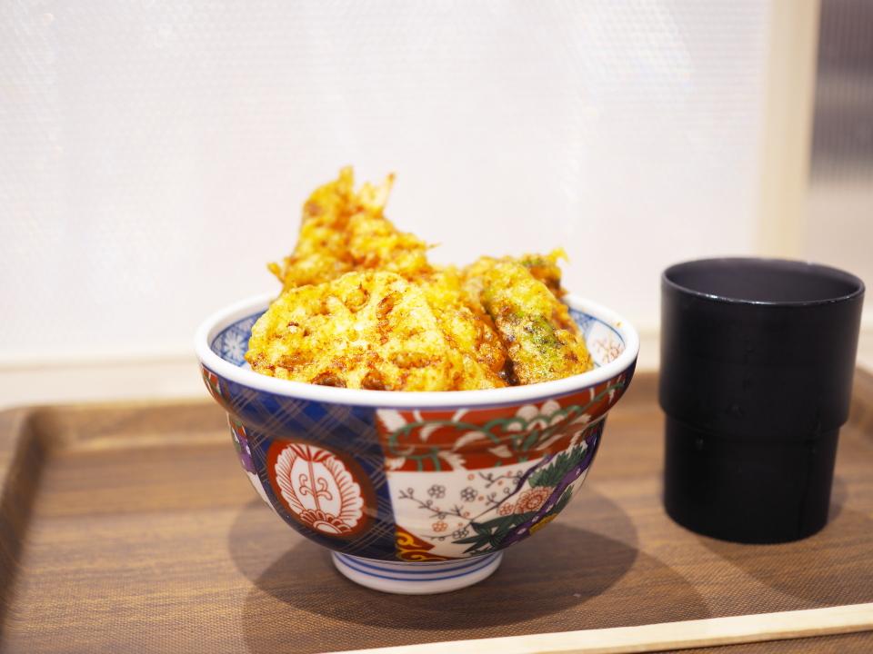 天丼@えびのや・イオンモール鶴見緑地店