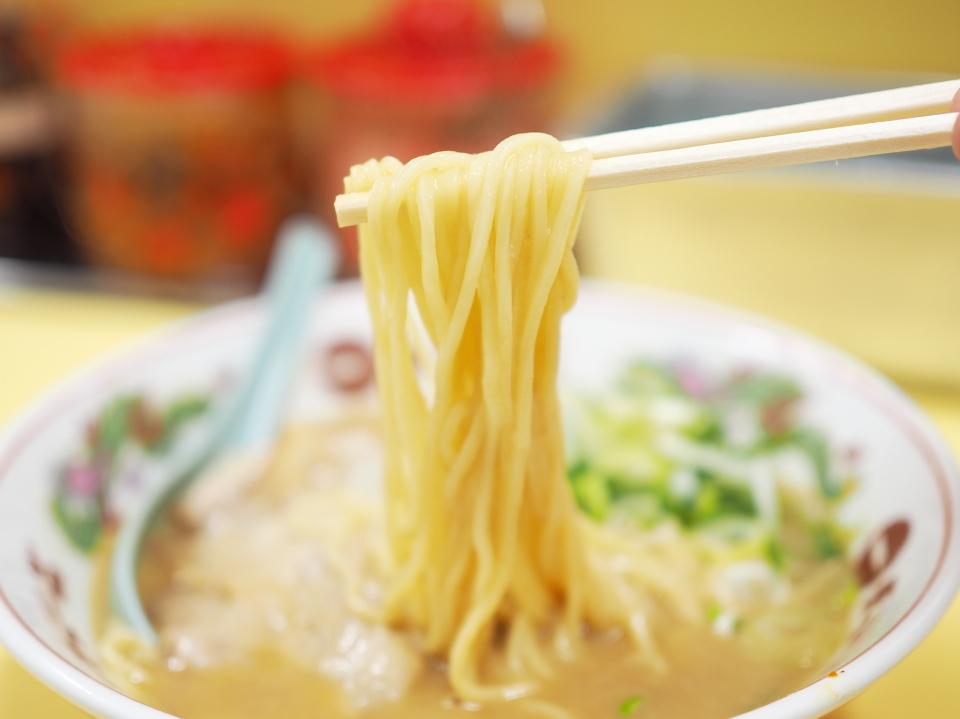 麺リフト@天下一品・京橋店