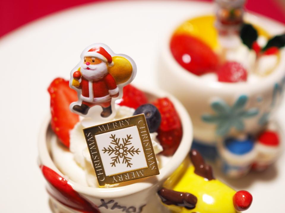 クリスマスカップ@パティスリーコージ・深江店