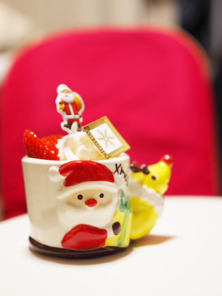 クリスマスカップ@パティスリーコージ