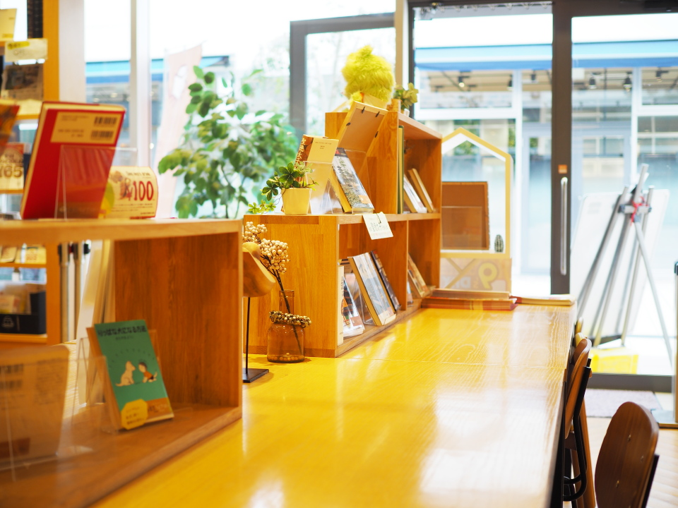 内観@ピッツァフォルノカフェ・もりのみやキューズモール店