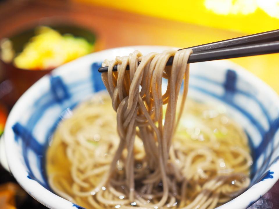 麺リフト@信州そば処・そじ坊