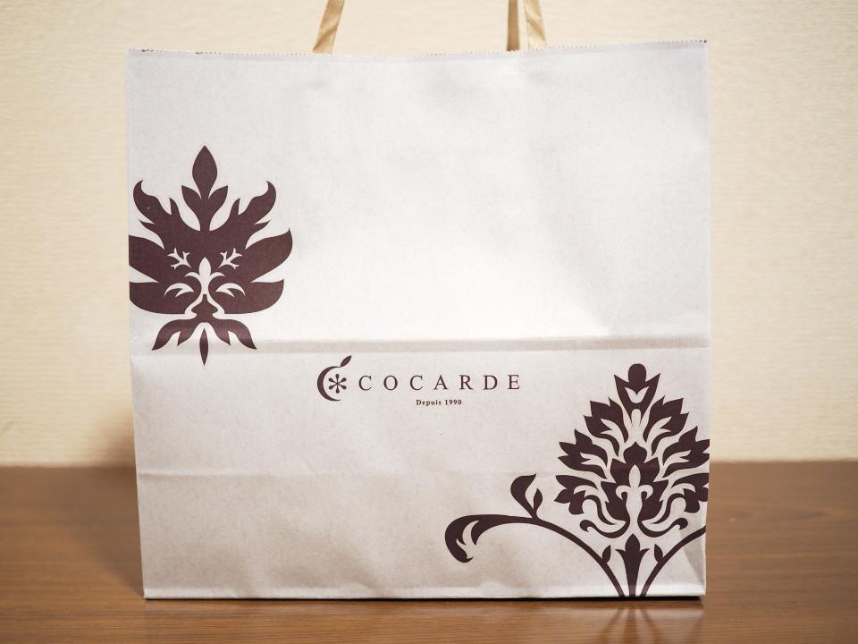 紙袋@コカルドルマルシェ・京橋店