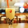 タピオカミルクティ(珍珠奶茶)@騒豆花(サオドウファ)・ホワイティうめだ店