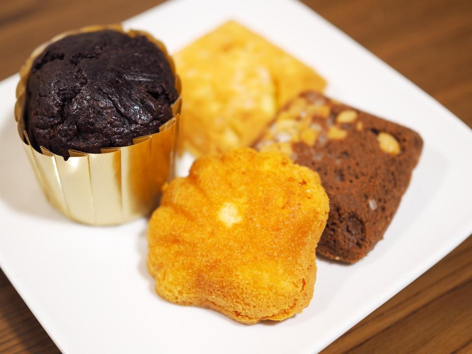 ブールミッシュのマドレーヌはコメルシーの銘菓