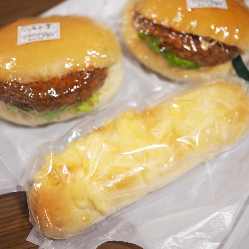 手作りパンの店・トリーゴのパン