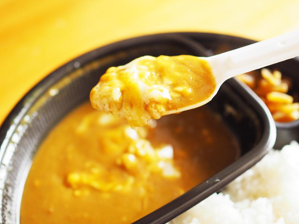 カレーハウスCoCo壱番屋のチーズカレー(テイクアウト)の値段
