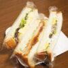 ぷてぃぼぬーるのサンドイッチの値段