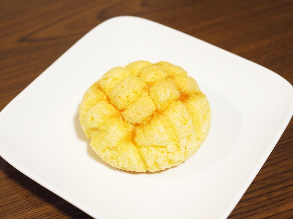 ブーランジェリー・レプティ・アンジュのメロンパン