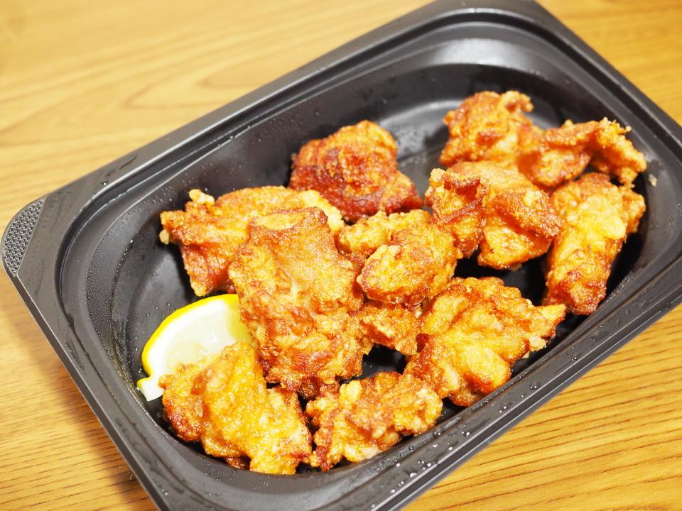 ガストのテイクアウト・若鶏の唐揚げ(10コ)