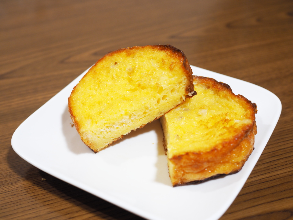 フェルマータのパンへのアクセス
