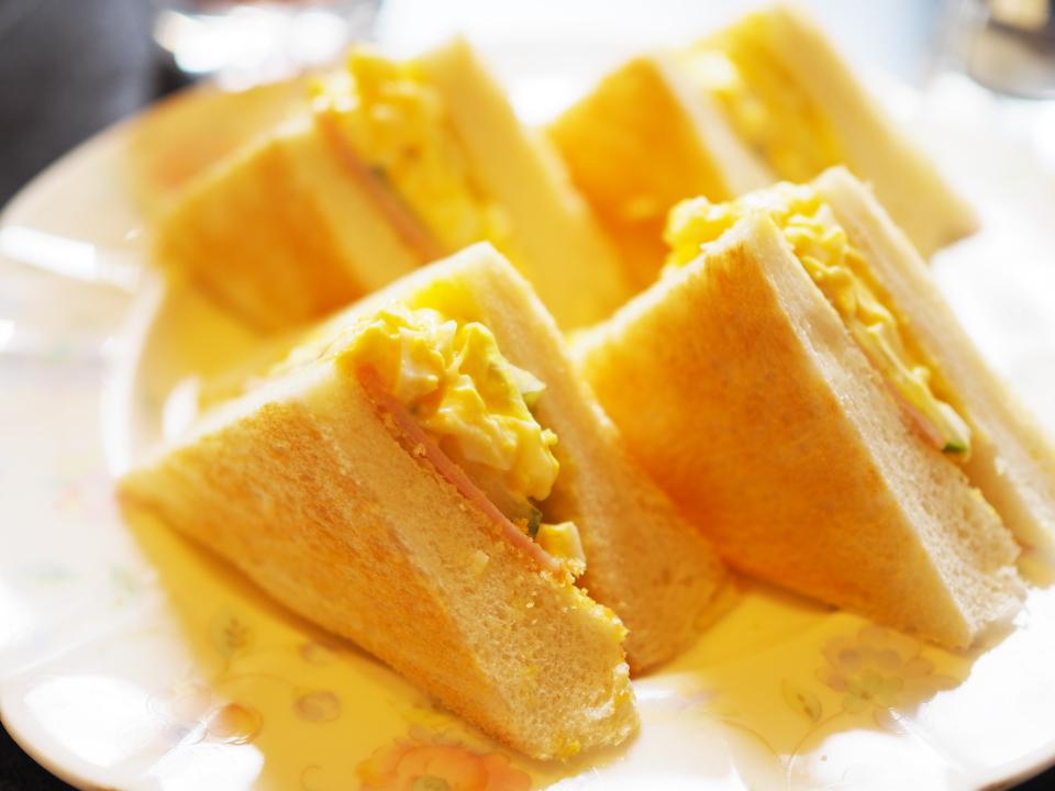 クレセントのランチ・トーストサンドイッチ・ミックス