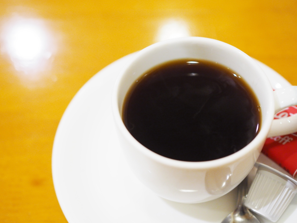 布施の喫茶店・カフェ・ド・ルワンジュの営業時間