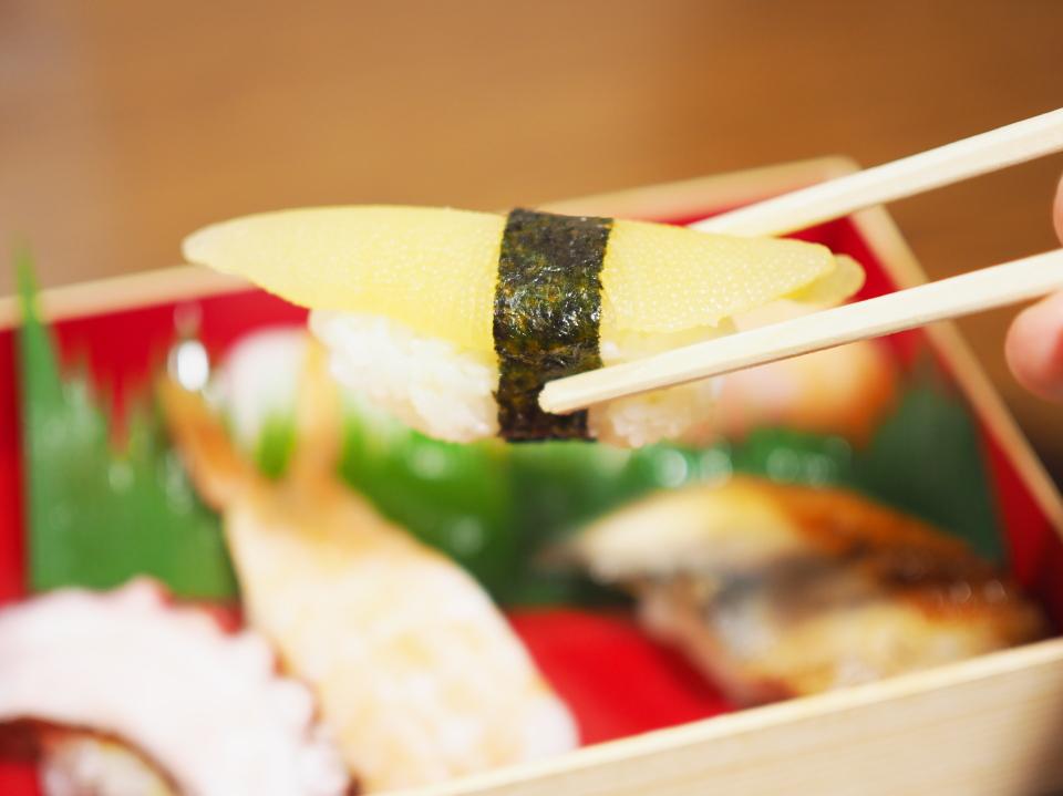 元禄寿司の数の子