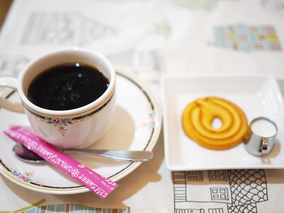 住道の喫茶店・ファミリーレストラン・オークラの営業時間