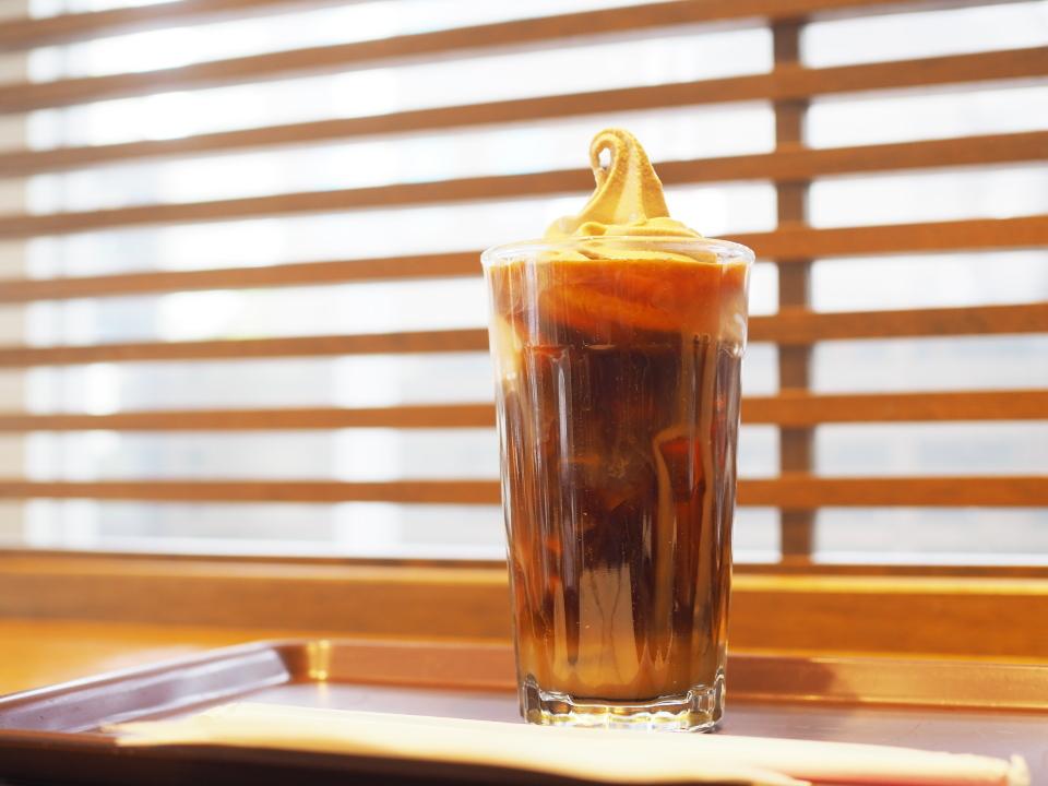 トラジャコーヒー・ビエラ森ノ宮店へのアクセスは森ノ宮駅から徒歩