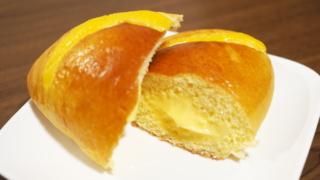 小麦の郷のとろけるクリームパン