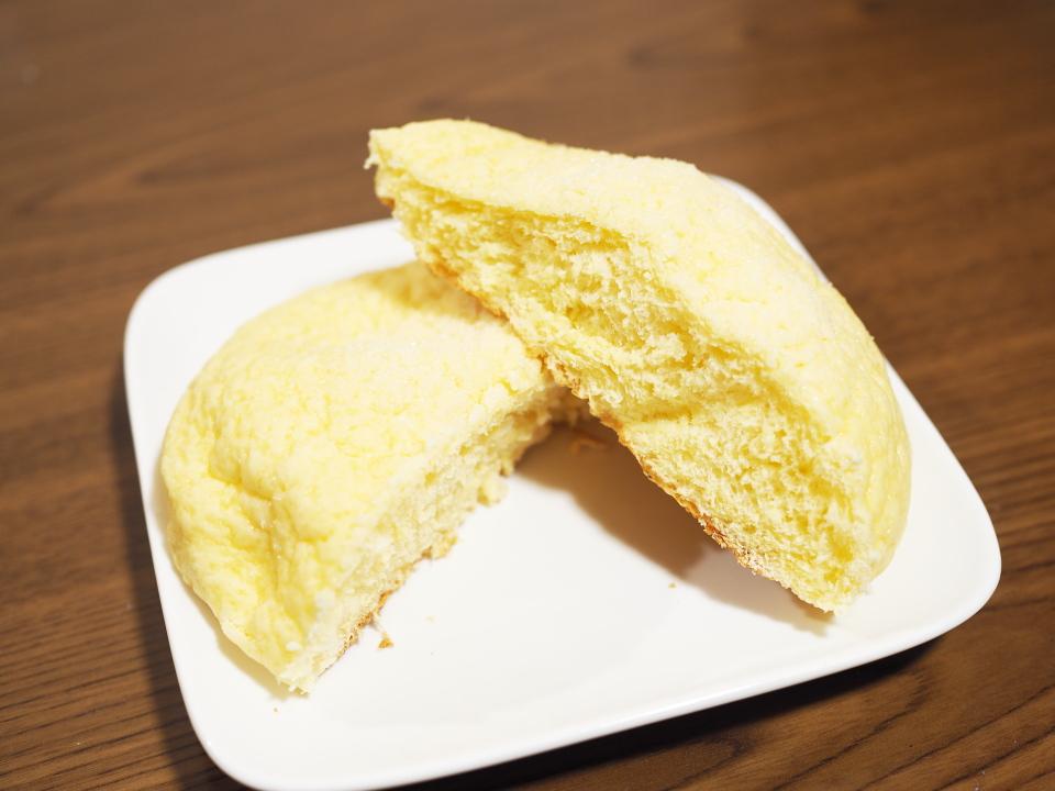 小麦の郷のバター香るメロンパン