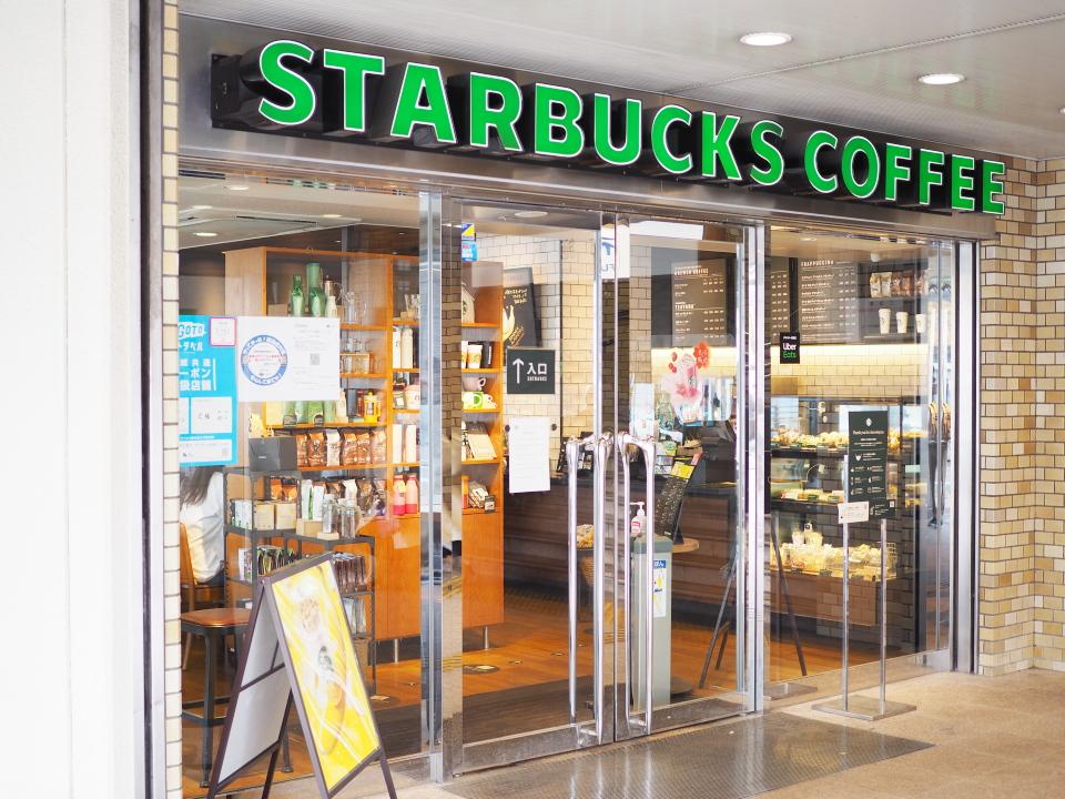 スターバックスコーヒー・近鉄東大阪店へのアクセスは布施駅から徒歩