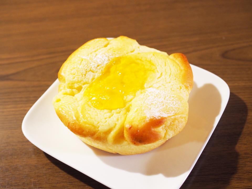 小麦の郷の清見オレンジフロマージュは清見オレンジの甘さとふわふわ感