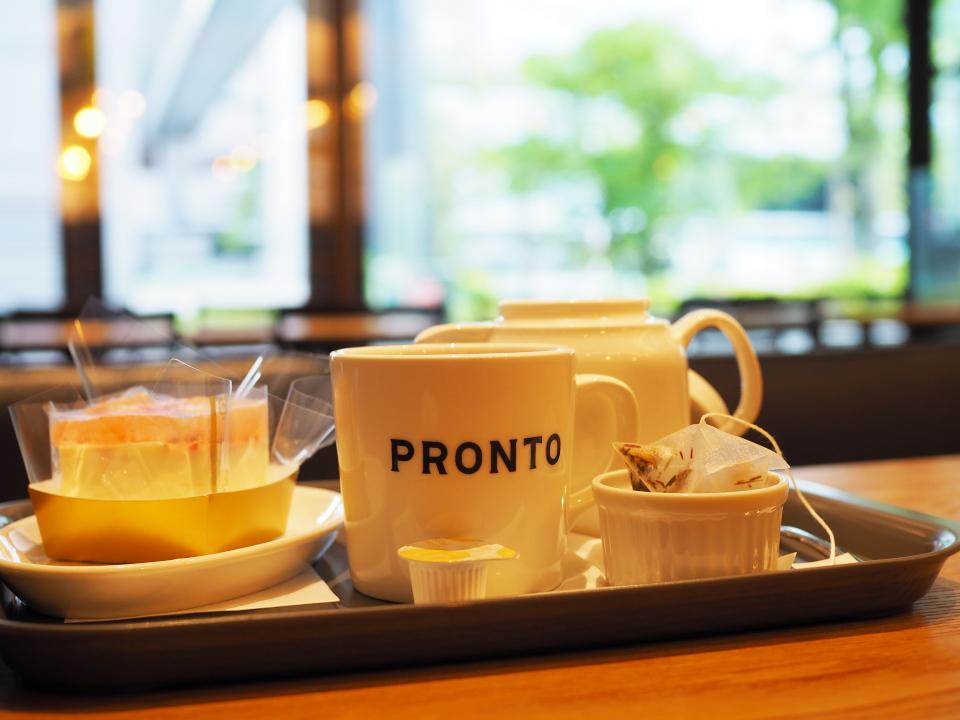 PRONT・OBP店の営業時間