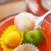 くら寿司の季節の和菓子以外にもざくざくチョコパフェも