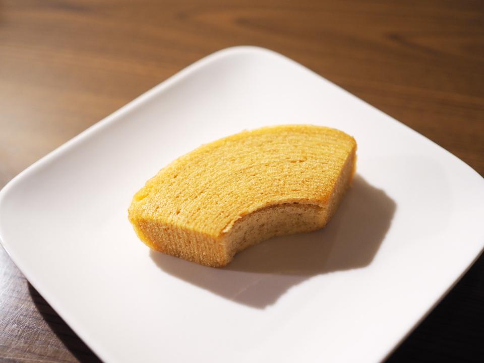 五感のお米のバウムクーヘンは四国で栽培されている砂糖黍「竹糖」を原材料