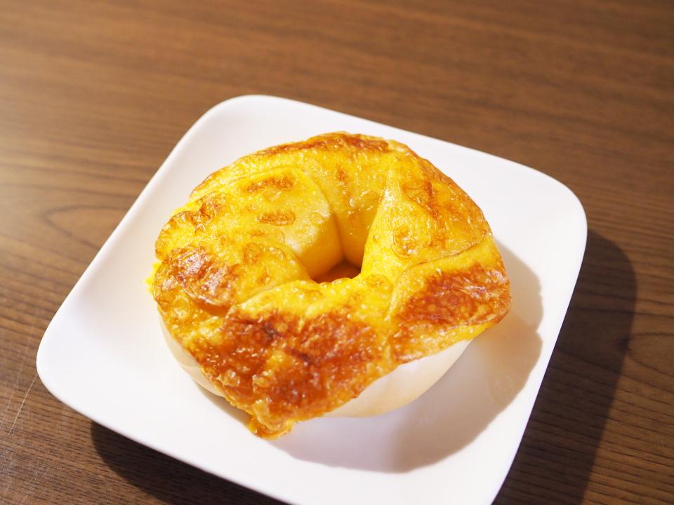 ベーグル専門店・ルコラ(Rucola)のベーグル・ナチュラルチーズ